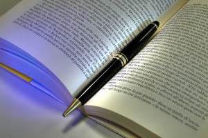 book-pen